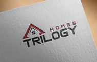 TRILOGY HOMES Logo - Entry #145
