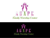 Agape Logo - Entry #112
