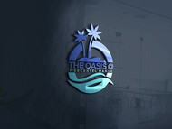 The Oasis @ Marcantel Manor Logo - Entry #31