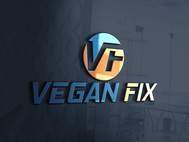 Vegan Fix Logo - Entry #8