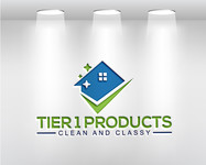 Tier 1 Products Logo - Entry #91
