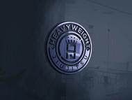 Heavyweight Jiujitsu Logo - Entry #28