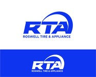 Roswell Tire & Appliance Logo - Entry #72