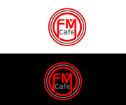 FM Cafe Logo - Entry #24