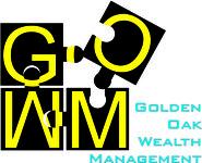 Golden Oak Wealth Management Logo - Entry #68