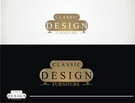 classic design furniture Logo - Entry #64