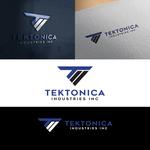 Tektonica Industries Inc Logo - Entry #127