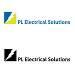 P L Electrical solutions Ltd Logo - Entry #6