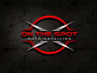 On the Spot Auto Detailing Logo - Entry #11