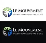 Le Mouvement des Entreprises du Val d'Oise Logo - Entry #19