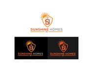 Sunshine Homes Logo - Entry #460