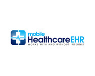 Mobile Healthcare EHR Logo - Entry #123