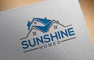 Sunshine Homes Logo - Entry #513