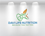 Davi Life Nutrition Logo - Entry #530