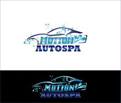 Motion AutoSpa Logo - Entry #25