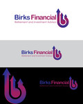 Birks Financial Logo - Entry #196