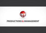 Corporate Logo Design 'AD Productions & Management' - Entry #5