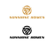 Sunshine Homes Logo - Entry #115