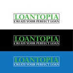 Loantopia Logo - Entry #67
