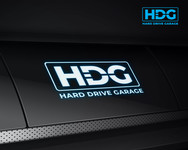 Hard drive garage Logo - Entry #67