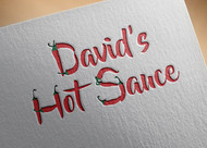 David's Hot Sauce Logo - Entry #34