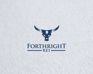 Forthright Real Estate Investments Logo - Entry #28
