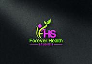Forever Health Studio's Logo - Entry #52