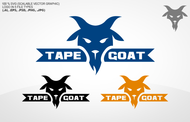 Tapegoat Logo - Entry #43