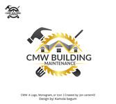 CMW Building Maintenance Logo - Entry #291