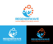 Regenerwave Men's Clinic Logo - Entry #37