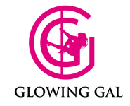Glowing Gal Logo - Entry #56