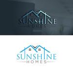Sunshine Homes Logo - Entry #363