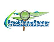BreakDownSoccer Logo - Entry #16