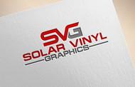 Solar Vinyl Graphics Logo - Entry #139