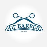 417 Barber Logo - Entry #65