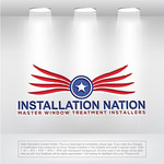 Installation Nation Logo - Entry #141