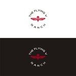 The Flying V Ranch Logo - Entry #78