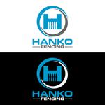 Hanko Fencing Logo - Entry #249