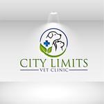 City Limits Vet Clinic Logo - Entry #247