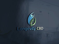 Longevity CBD Logo - Entry #126