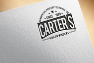 Carter's Commercial Property Services, Inc. Logo - Entry #95