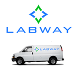 Laboratory Sample Courier Service Logo - Entry #51