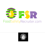 FoodSafetyRecruiter.com Logo - Entry #23