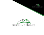 Sunshine Homes Logo - Entry #215