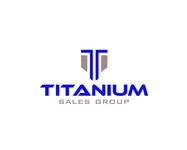 Titanium Sales Group Logo - Entry #83