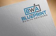 Blueprint Wealth Advisors Logo - Entry #354
