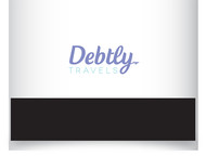 Debtly Travels  Logo - Entry #48
