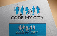 Code My City Logo - Entry #48
