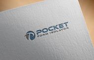 Pocket Form Isolator Logo - Entry #173