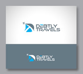 Debtly Travels  Logo - Entry #52